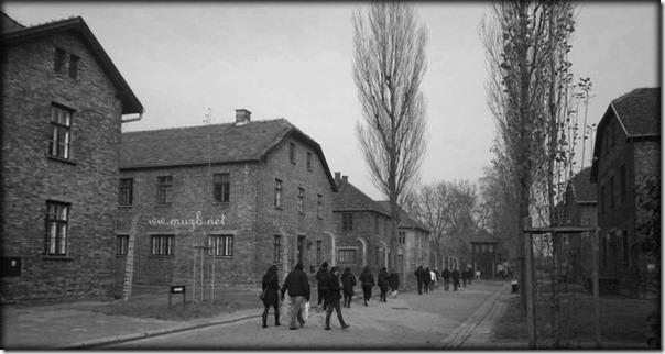 Auschwitz house